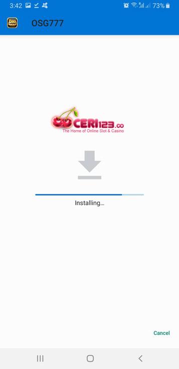 cara install osg77